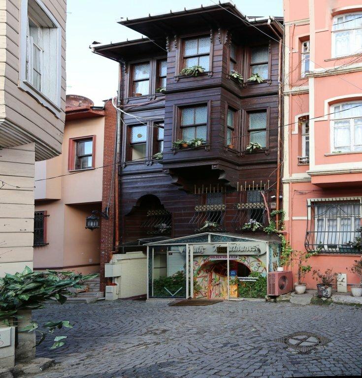 otel — Seyr-i İstanbul Haliç Cafe — Fatih, foto №%ccount%