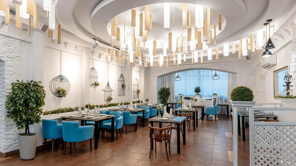banquet hall — Итальянский дворик — Omsk, photo 1