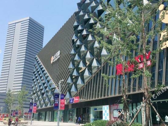 Simple Seaview Apartment Dalian Wanda Square Branch