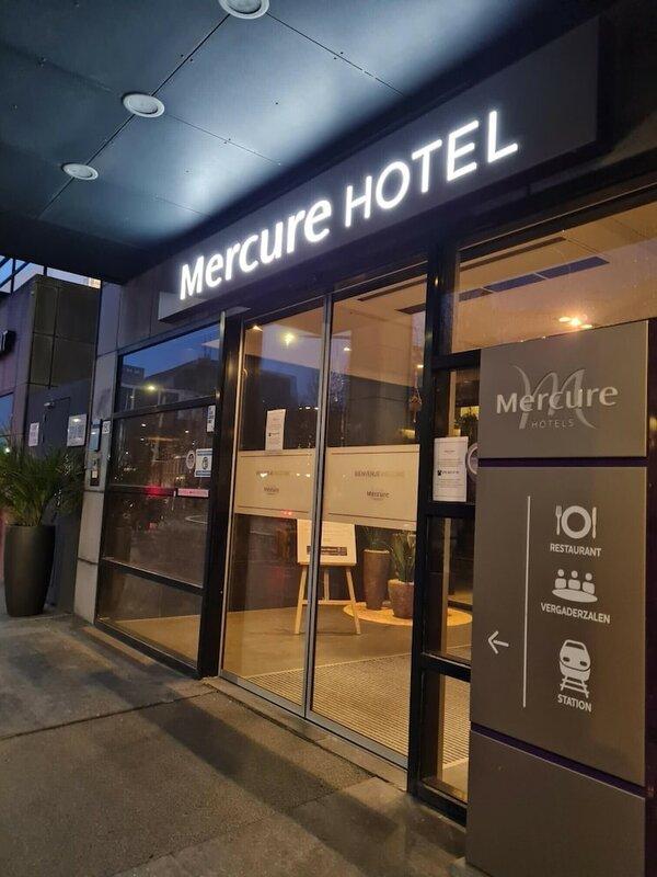 Mercure City Den Haag Central Hotel
