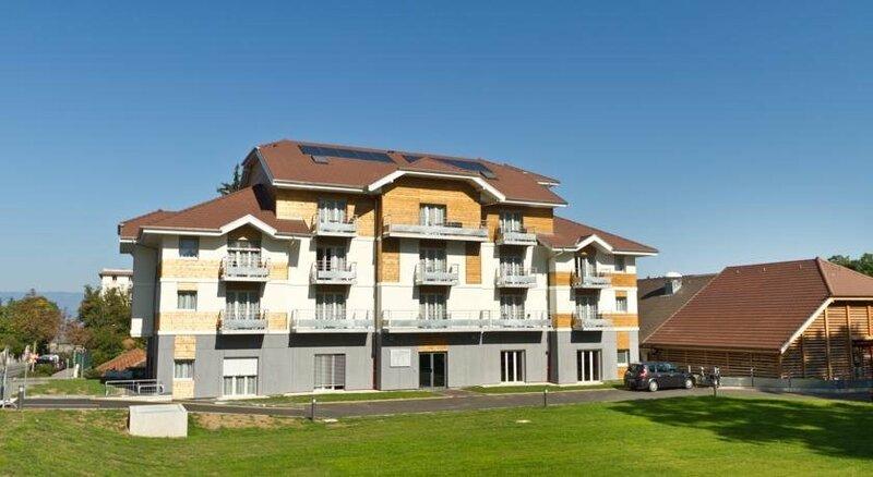 Villa Thermae Thonon-Les-Bains