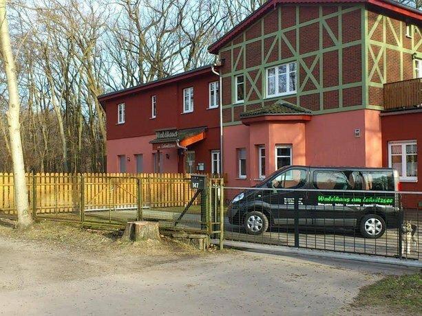 Waldhaus am Lehnitzsee