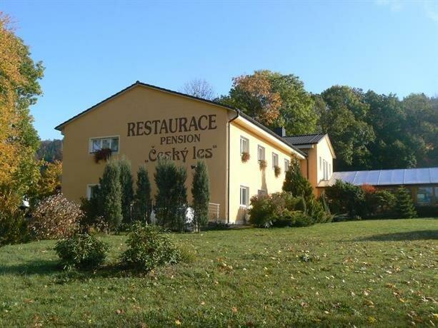 Restaurace a penzion Cesky les