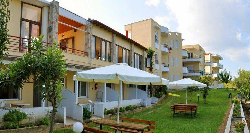 Adonis Hotel Kallithea Kassandra