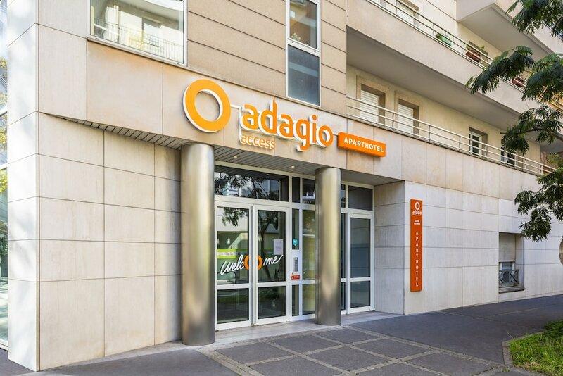 Aparthotel Adagio Access La Defense Place Charras