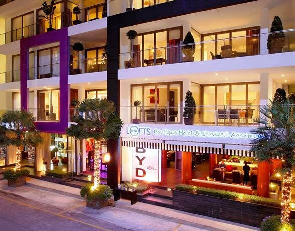 Byd Lofts Boutique Hotel & Serviced Apartments by X2