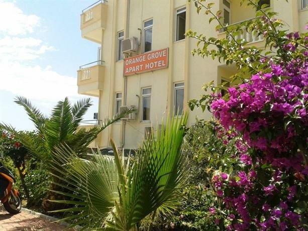 Orange Grove Apart Hotel