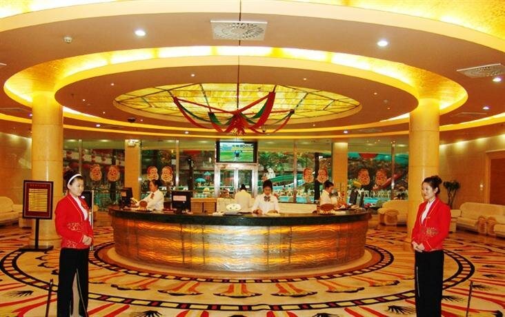 Aerbin Jin Shan Hotel - Dalian