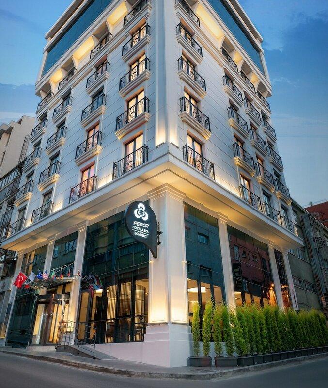 Istanbull Hotel & SPA Bomonti