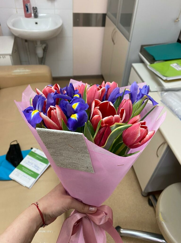 доставка цветов и букетов — Амели — Королёв, фото №2