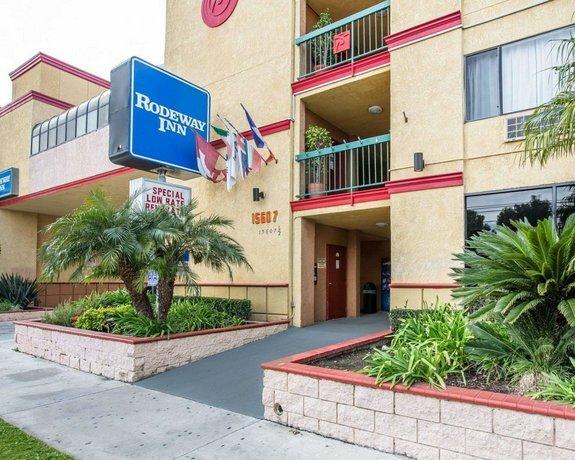 Rodeway Inn Gardena Los Angeles South