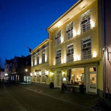 Das Hotel Krone