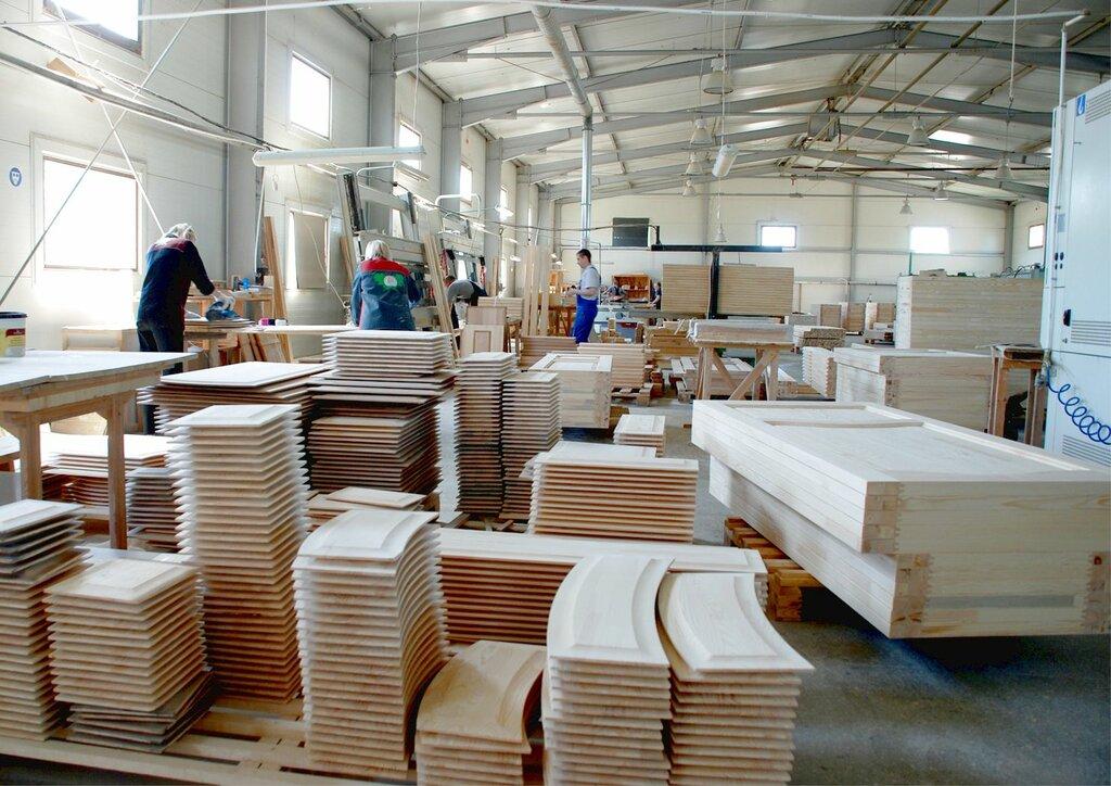 строительный магазин — Производственно-мебельный центр — Поставы, фото №2