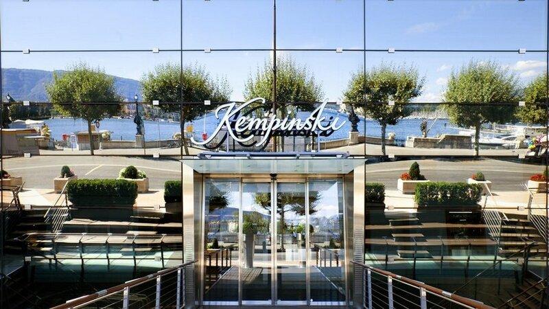 Fairmont Grand Hôtel Genève