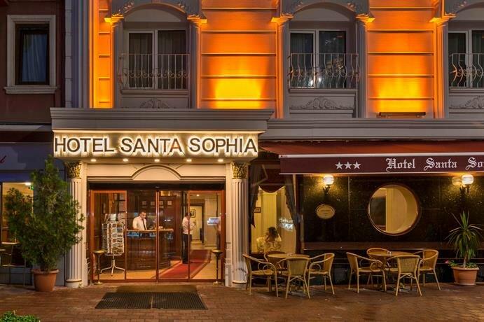 Hotel Santa Sophia