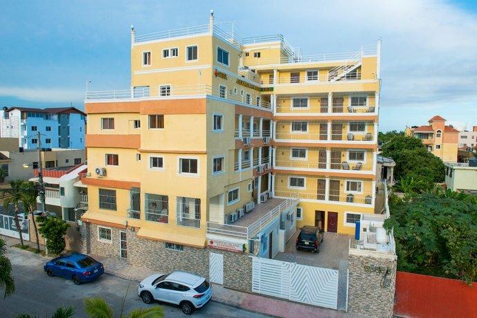 Апарт-Отель Tropical Island