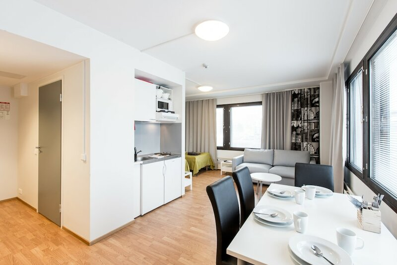 Forenom Aparthotel Helsinki