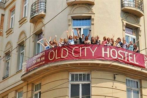 Хостел Old City Hostel