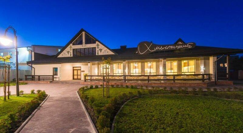 Hotel and Restaurant Khmelnitskiy