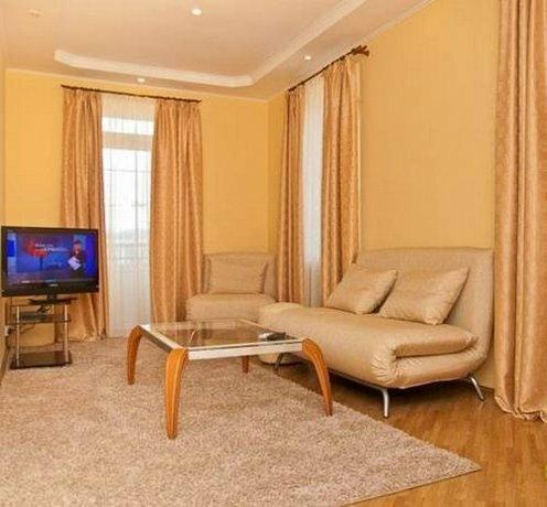 Романтические апартаменты в центре Киева