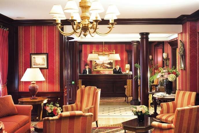 Hôtel Franklin Roosevelt