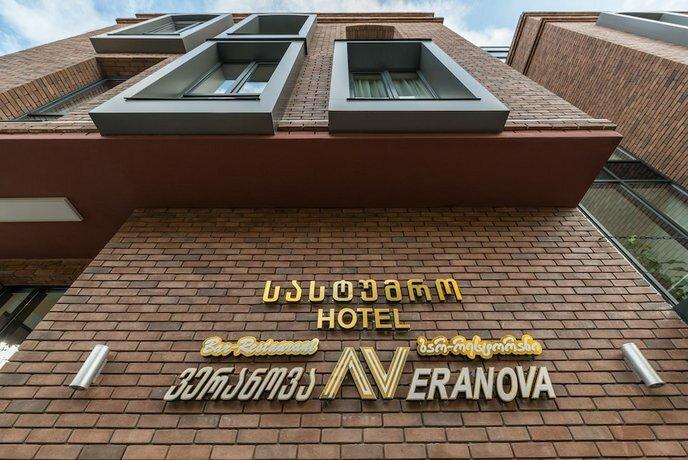 гостиница — Veranova Hotel — Тбилиси, фото №1