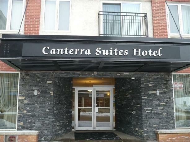 Canterra Suites Hotel
