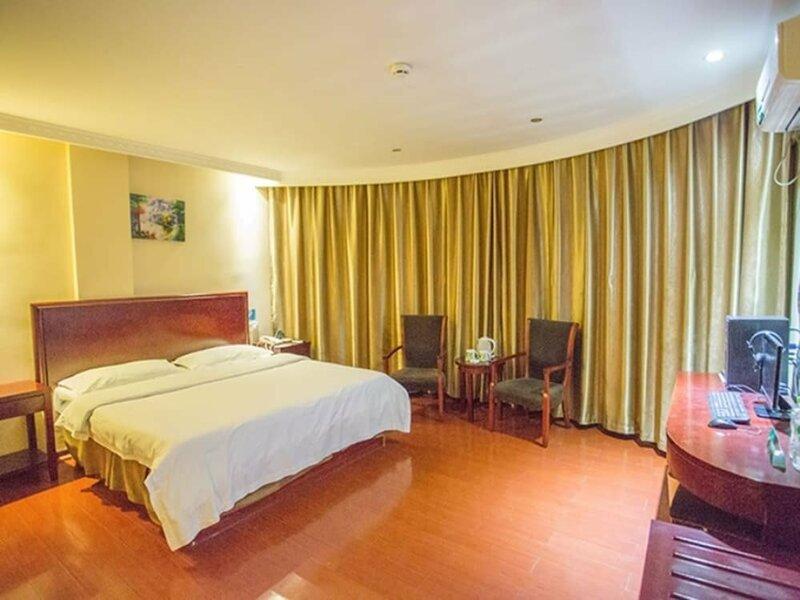 GreenTree Inn Jining Jiaxiang County Jianshe South Road Express Hotel