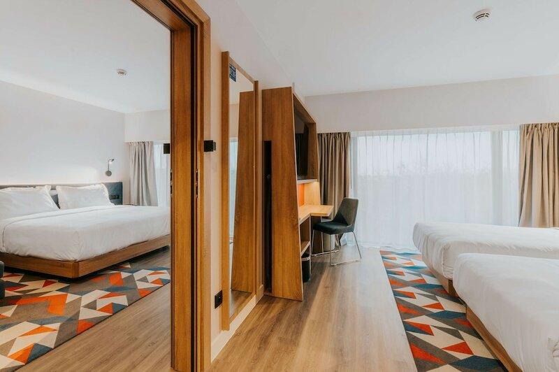 Hampton by Hilton Warsaw Reduta