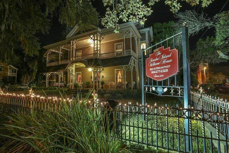 Amelia Island Williams House