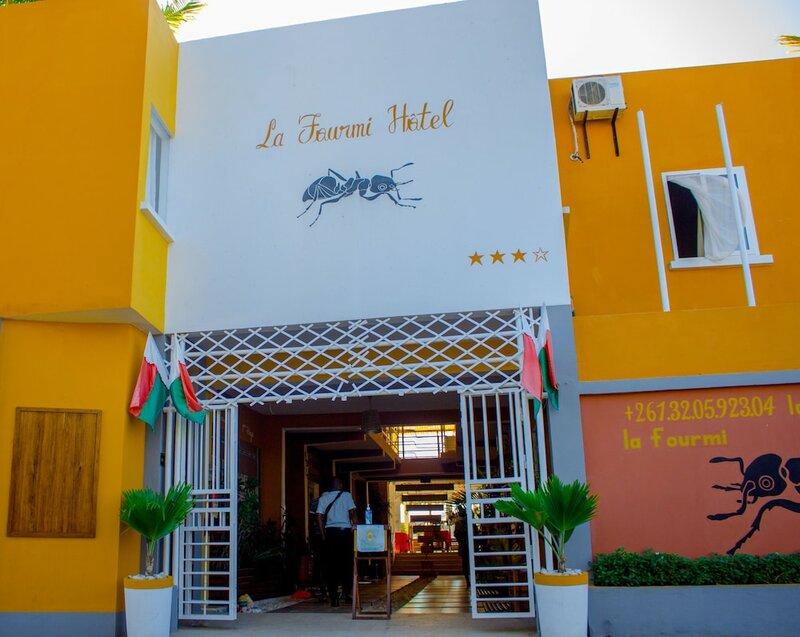 La Fourmi Hôtel