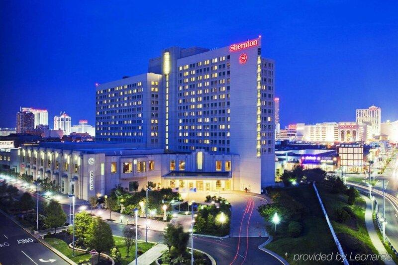 Sheraton Atlantic City Convention Center Hotel