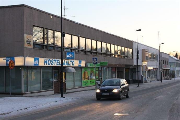 Hostel Aalto