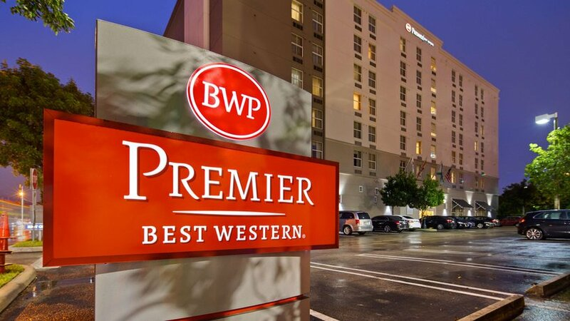 Best Western Premier Miami Intl Airport Hotel & Suites Coral Gables