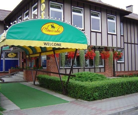 Hotel Amazonka