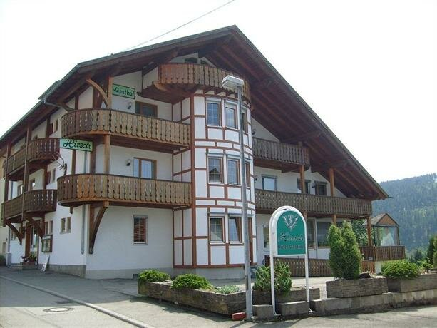 Schwarzwaldhotel-Gasthof Hirsch