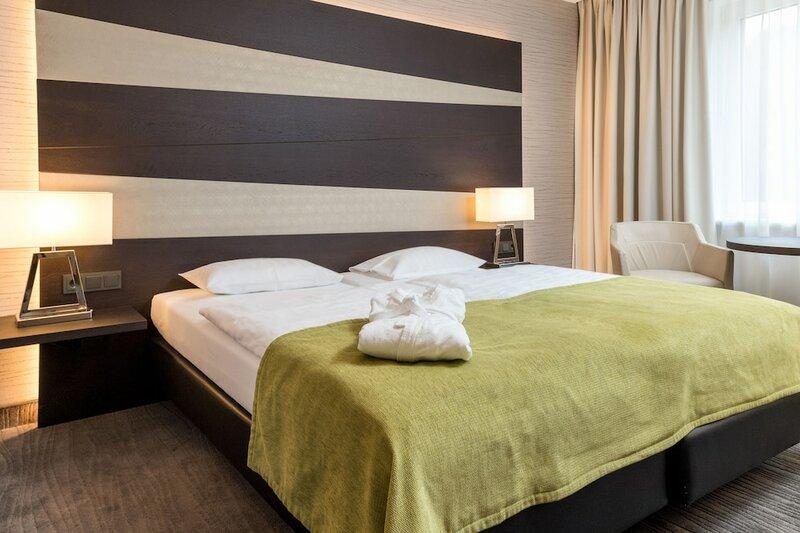 Отель Alvisse Parc