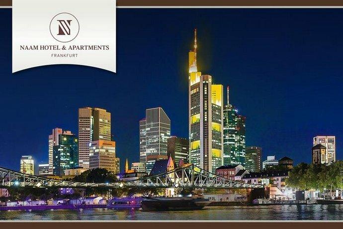 Naam Hotel & Apartment Frankfurt City-Messe Airport
