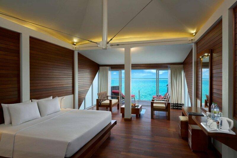 Cinnamon Hakuraa Huraa Maldives - Adults Only