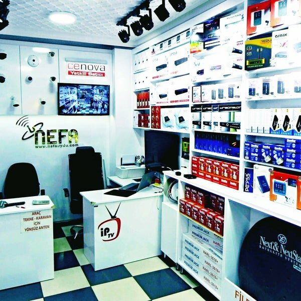 satellite operator — Nefa Uydu Elektronik — Beyoglu, photo 1