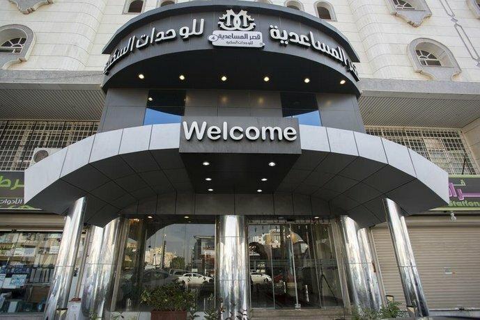 Qasr Al Mosaidya Hira