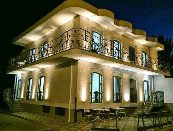 Отель Gaudi в Одессе