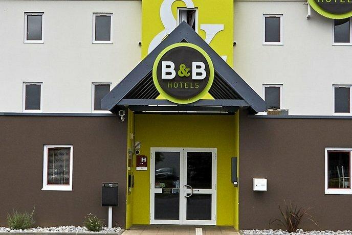 B&b Hotel Le Havre Harfleur -1