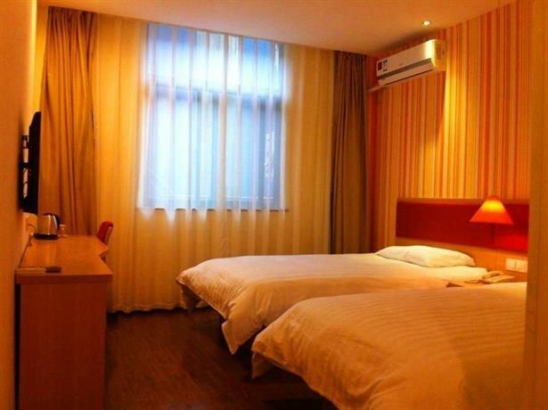Home Inn Wuxi Anzhen Town