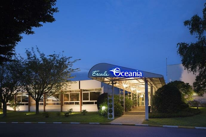 Hotel Escale Oceania Brest Aeroport