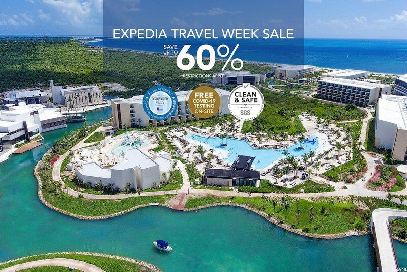 Family Selection at Grand Palladium Costa Mujeres Resort & Spa- All Inclusive