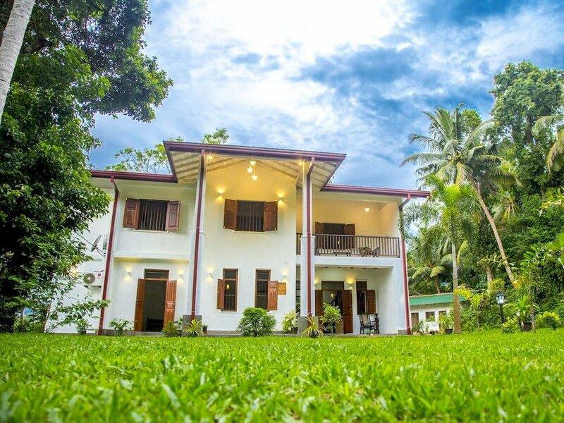 Green Edge Villa