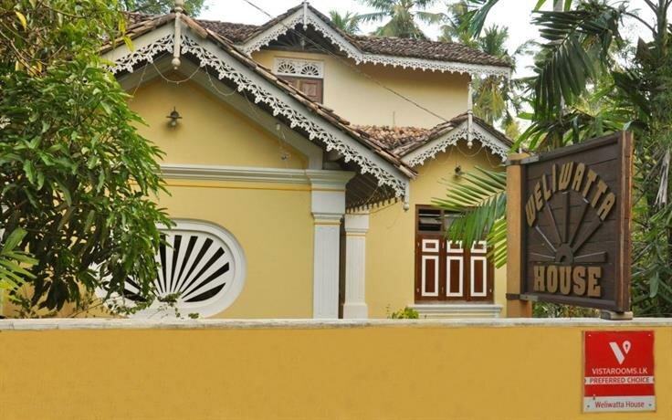 Vista Weliwatta House