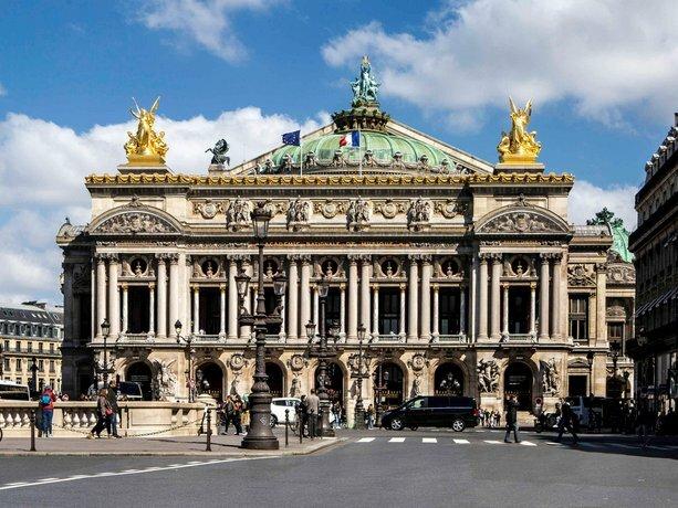 Hôtel Mercure Paris Opéra Lafayette