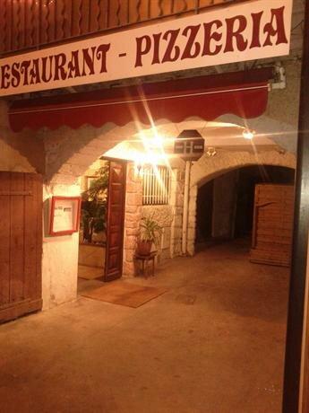 Hôtel Restaurant le Palais